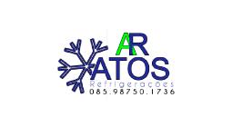 Logo AR ATOS REFRIGERAÇÕES