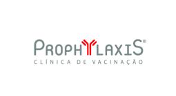 Logo CLÍNICA DE VACINAÇÃO PROPHYLAXIS