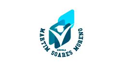 Logo ESCOLA MARTIM SOARES MORENO