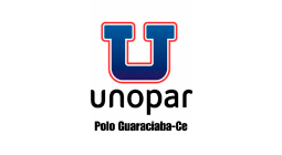 Logo UNOPAR (GUARACIABA DO NORTE)