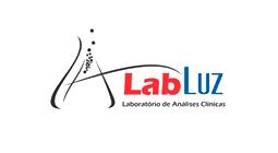 Logo CANINDÉ: LAB LUZ