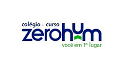 Logo COLÉGIO E CURSO ZEROHUM