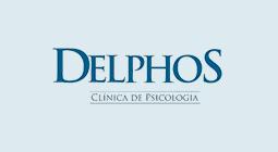 Logo CANINDÉ: DELPHOS CLÍNICA DE PSICOLOGIA