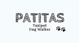 Logo PATITAS TÁXI PET FORTALEZA