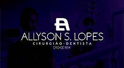 Logo CIRUGIÃO-DENTISTA ALLYSON SANTOS LOPES