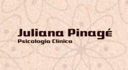 Logo PSICÓLOGA JULIANA PINAGÉ