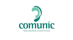 Logo COMUNIC – APARELHOS AUDITIVOS