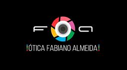 Logo ÓTICA FABIANO ALMEIDA