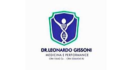 Logo LEONARDO GISSONI LEMOS